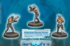 Infinity BNIB Mercenaries - Authorized Bounty Hunter (Combi Rifle)