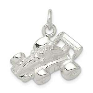 Sterling-Silver-Race-Car-Charm