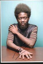 MIchael Kiwanuka signed autograph UACC AFTAL online COA