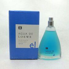 AGUA DE LOEWE EL BY LOEWE FOR HIM EAU DE TOILETTE SPRAY 100 ML/3.4 FL.OZ. (T)