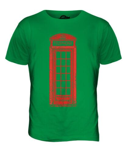 TELEFONZELLE HERREN T-SHIRT TEE SHIRT XS S M L XL 2XL 3XL 4XL 5XL