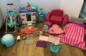 """Lot 5 cokkie icecream Accessories Fit For 18/"""" American Girl dolls Toy dollhouse"""