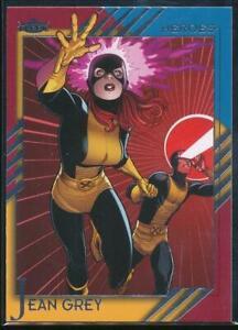 2015-Fleer-Retro-Marvel-Trading-Card-31-Jean-Grey