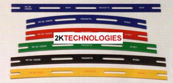 Peco Tracksetta 00   H0 16.5mm Calibre Set Completo 9 Pista Tumbado Tools Para