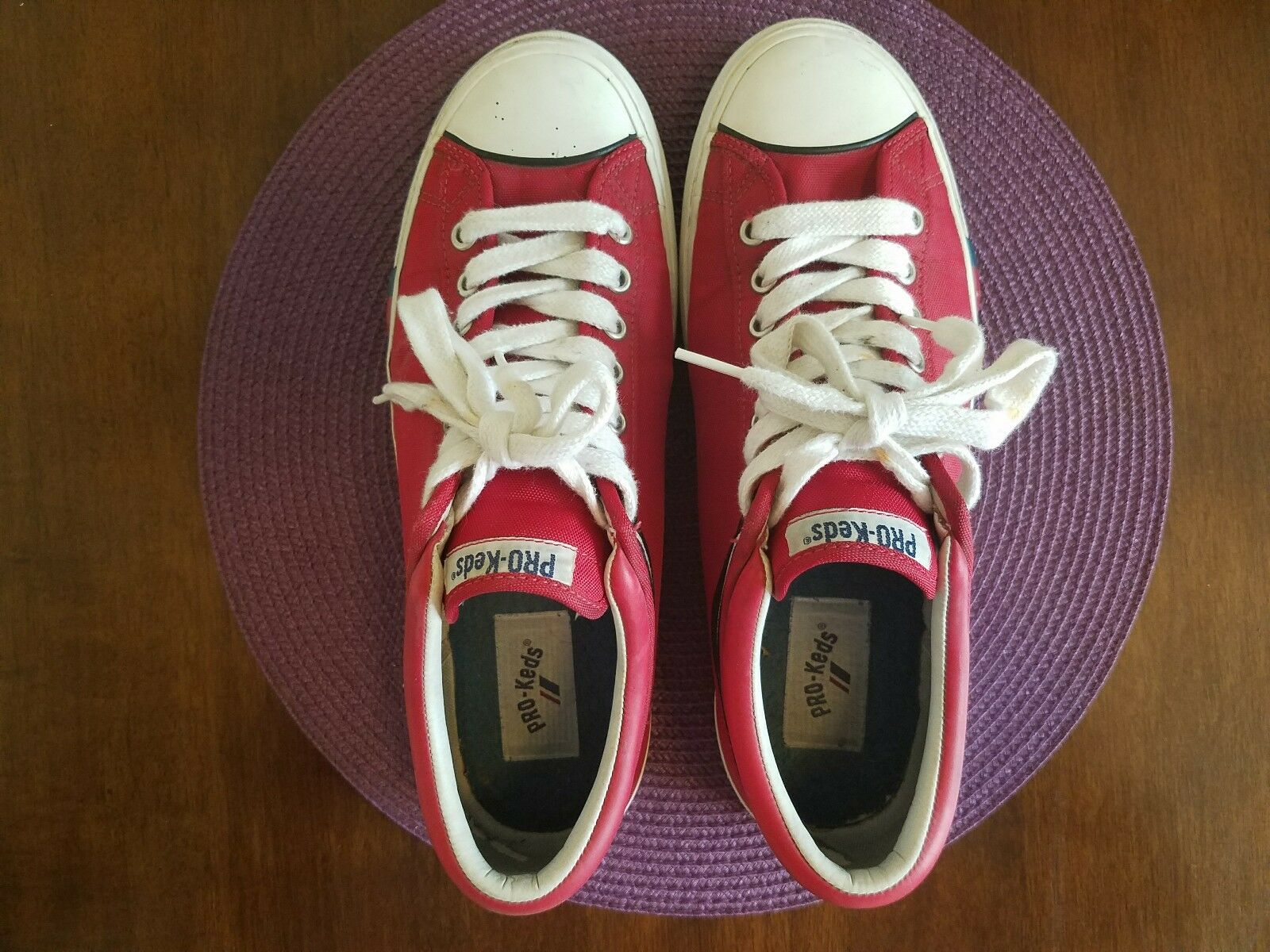 PRO KEDS rare 70's 1977 LYNX only Schuhes Sneaker real collectors only LYNX plz not yeezy 59c797