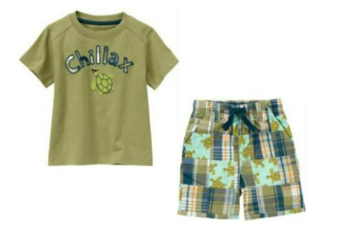 4T 3T 18-24mos NWT Gymboree Gone Surfin Outfits /& Pieces Sz: 3-6 2T 6-12 3