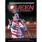 Queen Hungarian Rhapsody - Live in Budapest Blu-ray 2012 Region