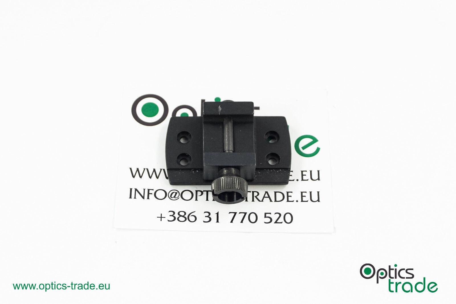 Eaw Adaptador para carril Picatinny Weaver, Aimpoint Micro