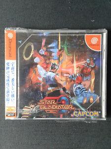 Sega-Dreamcast-Star-Gladiator-Jap-Comme-Neuf-LIKE-NEW