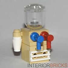 LEGO Furniture: Water Cooler - Home or Office - Custom Design   [minifigure,set]
