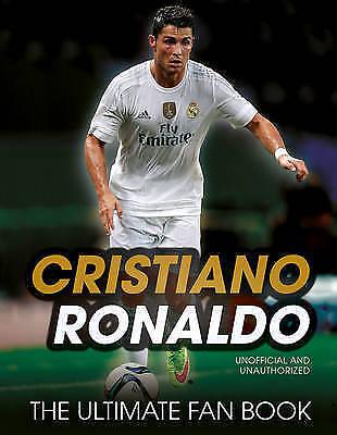 1 of 1 - Cristiano Ronaldo: The Ultimate Fan Book, Iain Spragg, New Book