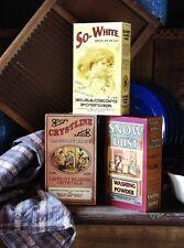 Primitive~ Vintage ~Victorian ~Reproduction*Set of 3 Laundry Boxes* Advertizing