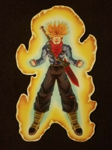 Dragon Ball Super Sticker Trunks Future