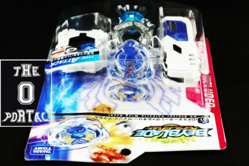 ThePortal0 TAKARA TOMY Beyblade BURST B-01 DX VALKYRIE WING ACCEL Ver.Japan