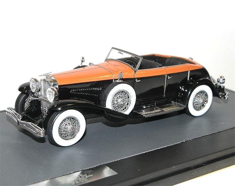 Matrix 1934 Duesenberg Model J Riviera Phaeton by Brunn 1 43 MX40406-011
