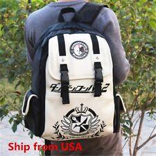 Dangan Ronpa danganronpa Monokuma Anime School Backpack Shoulder Bag from USA