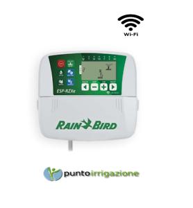 Dettagli Su Programmatore Irrigazione Rain Bird Rzxe 4 6 8 Zone Con Predisposizione Wifi