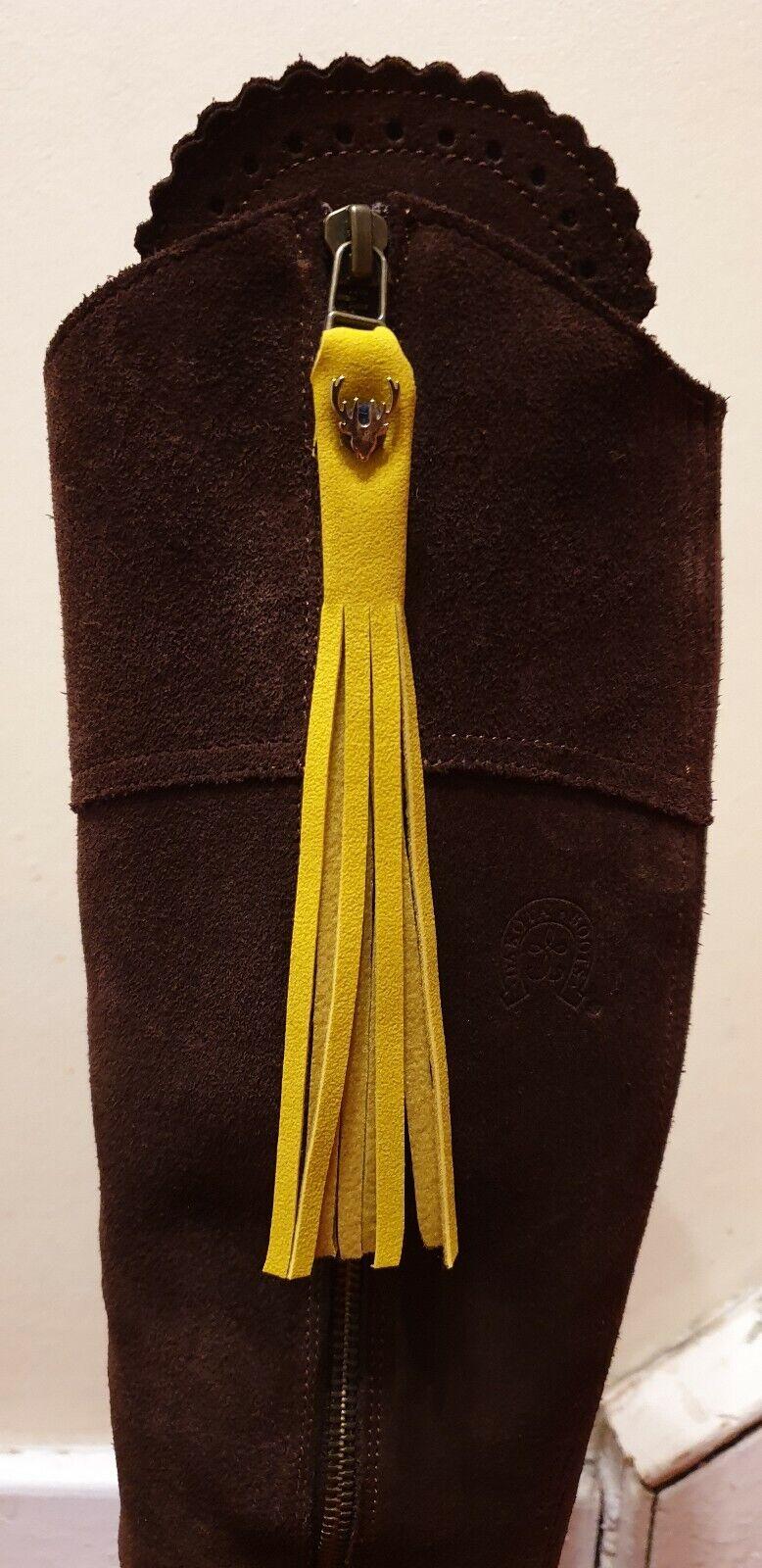 Boot Tassels will fit Fairfax Favor spanish riding boots