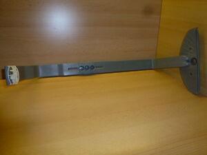 Steigrohr Wasserführung Rohr 11003118 Bosch Siemens Neff  Geschirrspüler