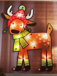 Lighted-Reindeer-with-Scarf-Christmas-Window-Decoration