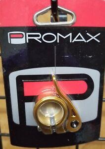 Promax-QR-1-Quick-Release-Seat-Clamp-25-4mm-Gold-BMX