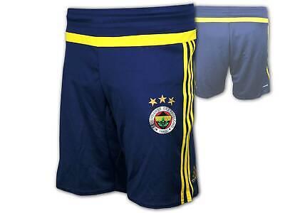 Iniziativa Adidas Fenerbahce Istanbul Home Short Blu Commi Pantaloni Sportivi Turn Pantaloni Tg. Xs-xxl- Vendite Economiche 50%