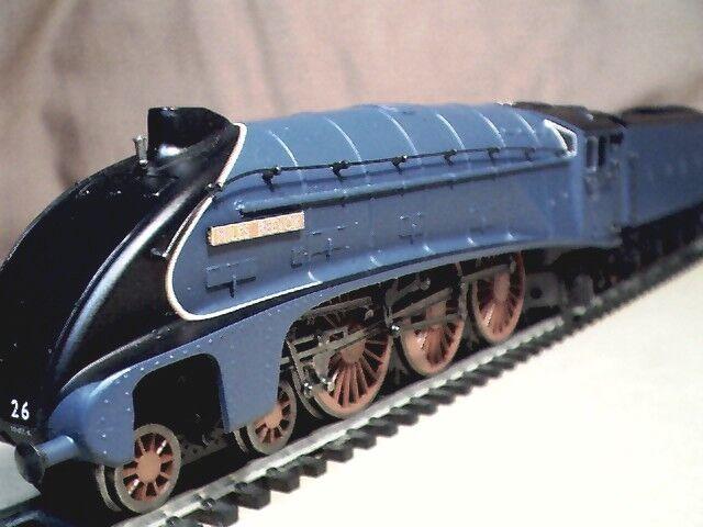 Bachmann 31-959 A4 4-6-2 Miles Beevor LNER Garter azul 26 MIB