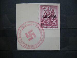1938 Germany occupation Deutschland  Sudetenland Niklasdorf 101