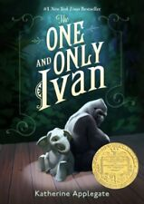 The One and Only Ivan by Katherine Applegate (2015, Paperback)