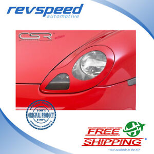 CSR-Head-Light-Lids-Covers-Trims-For-Porsche-911-996-1997-2002-Boxster-SB145