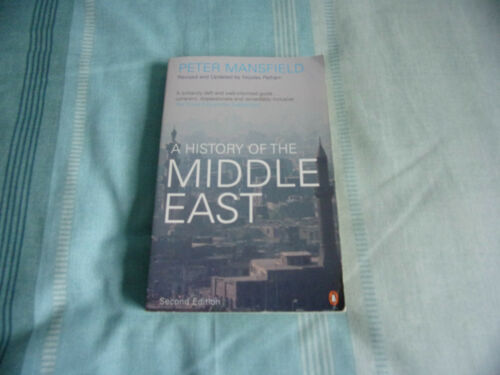 1 of 1 - A History of the Middle East by Peter Mansfield 2nd Edition