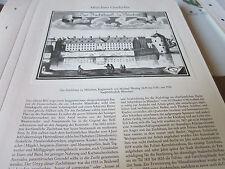 München Archiv 2 Geschichte 2039 Zuchthaus in München 1700 Michael Wenig