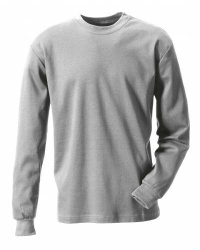 Rofa t-shirt 133 flammhemmend antiestática gris claro talla L 603133 191 l soldador
