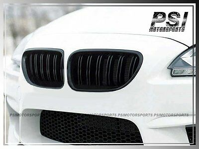M6 style ABS front kidney grille for BMW 6 series F12 F13 F06 2012 2013 2014 2015 2016 NOT FOR CAR WITH NIGHT VISION