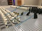 25Pcs STAR WARS WHITE CLONE TROOPER Minifigures buildings Blocks Toys lEGO