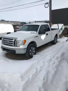 2009 FORD F150 SUPERCAB 4WD FOR SALE
