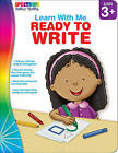 Ready to Write, Ages 3 - 6 by Spectrum (Paperback / softback, 2011)