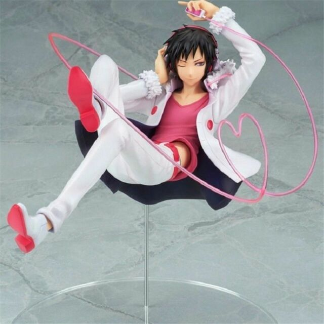 Anime Durarara! 1//8 Scale PVC Figure NO BOX X2 Orihara Izaya Psychedelic Ver