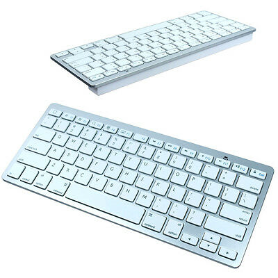 Bluetooth 3.0 Wireless Keyboard for Apple iPad-1 2 3 4