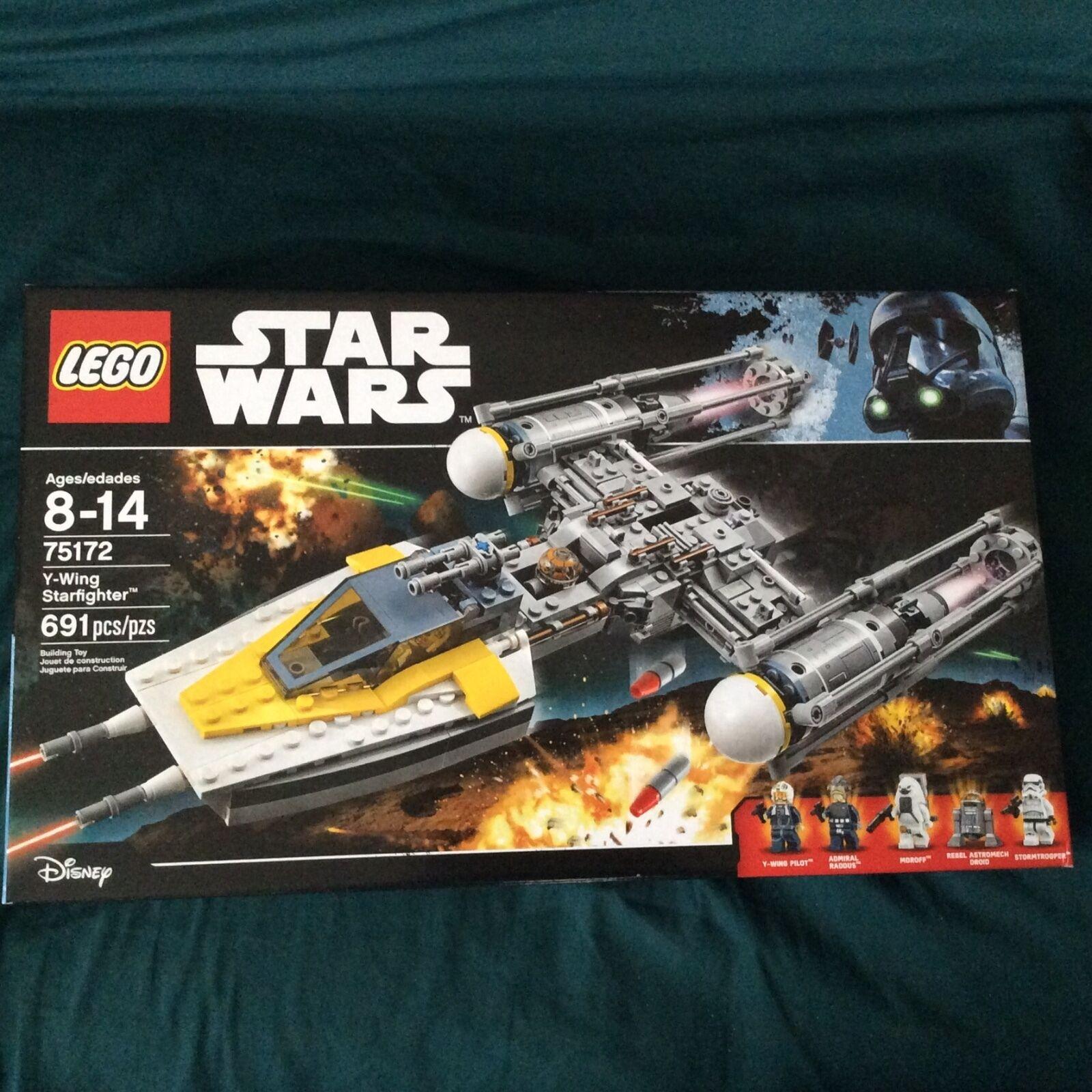 2017 LEGO estrella guerras   75172 Y-WING estrellaFIGHTER (5) MINI cifraS NISB    solo per te