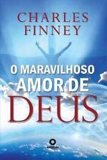 O Maravilhoso amor de Deus (Portuguese Edition)
