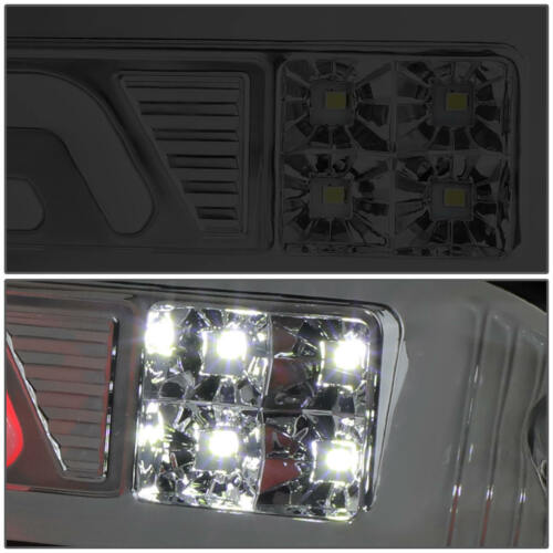 FOR 02-09 DODGE RAM 3D LED 3RD TAIL BRAKE LIGHT W//CARGO LAMP SMOKED 05 06 07 08