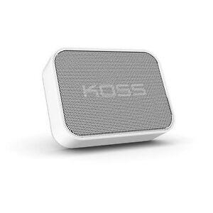 Koss BTS1 Bluetooth Speaker Portable Compact Light Weight Design Premium Sound