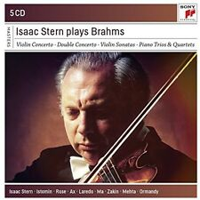 Brahms / Isaac Stern - Isaac Stern Plays Brahms [New CD] Boxed Set