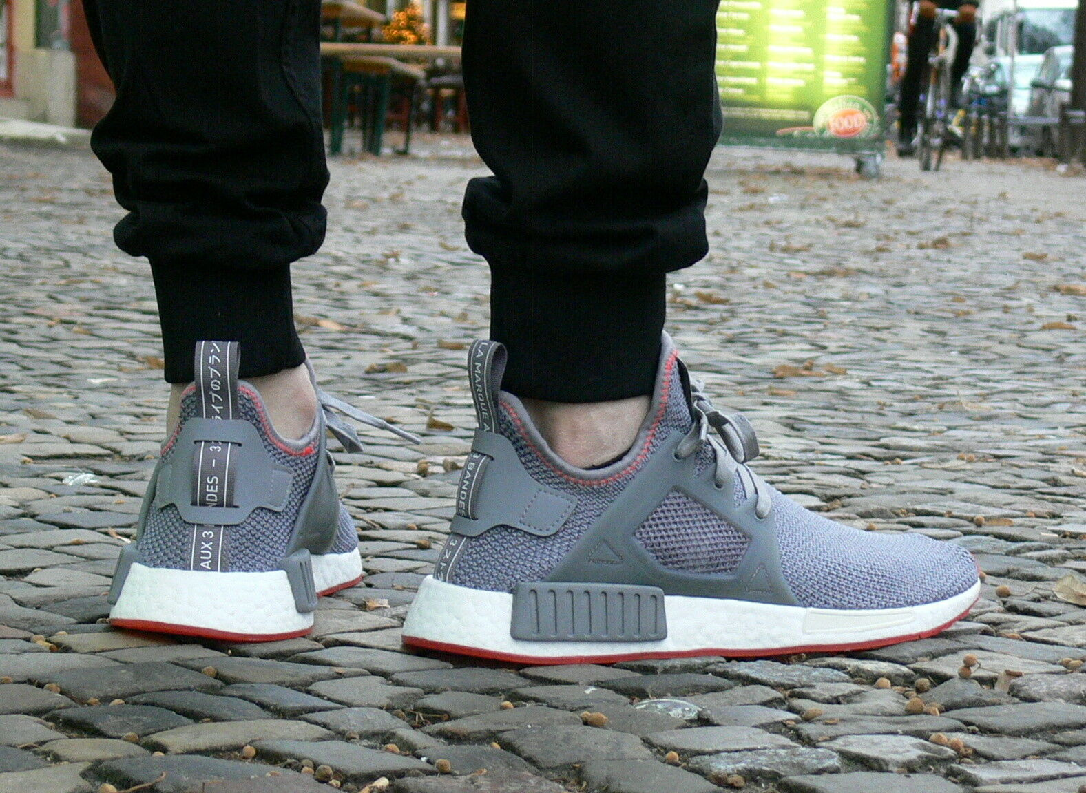Adidas NMD_XR1 Primeknit Schuh BY9925 Core grau grau grau Grau Turnschuh BOOST Sohle NEU eae57d