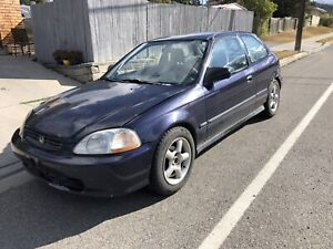 1997 Honda Civic cx