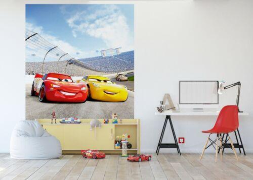 Cars 3 papier peint Papier peint de chambres d/'enfants Premium Disney Wall Decor jaune
