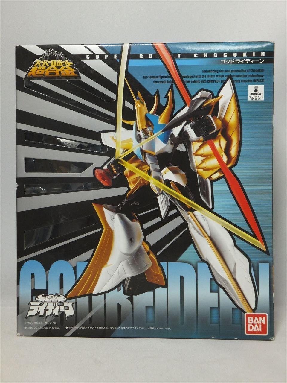 BANDAI Super Robot Chogokin GOD REIDEEN mazinger rare