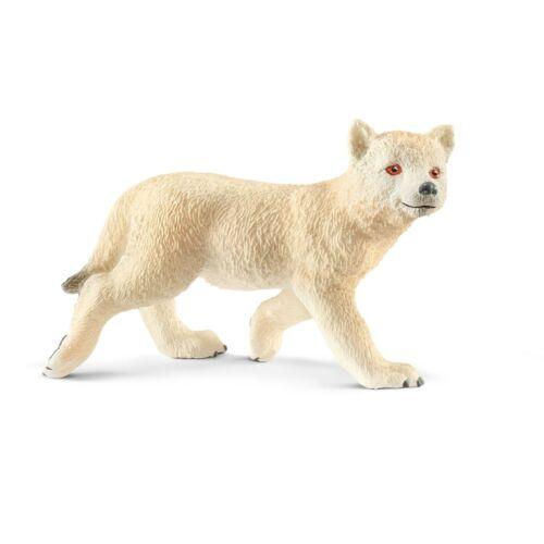 Schleich  Wild Life 14804  Arktisches Wolfsjunges   Neu 2018