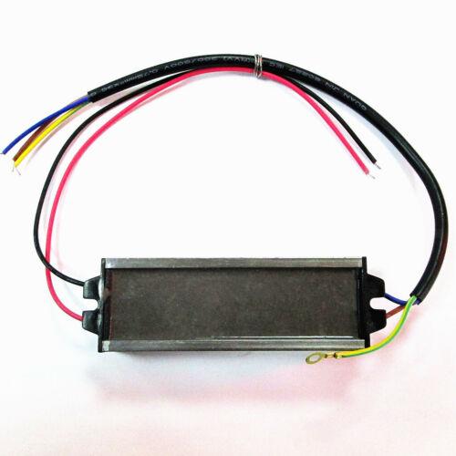 MagiDeal 50W LED Treiber Netzteil Transformator für LED AC85-265V zu 25-40V